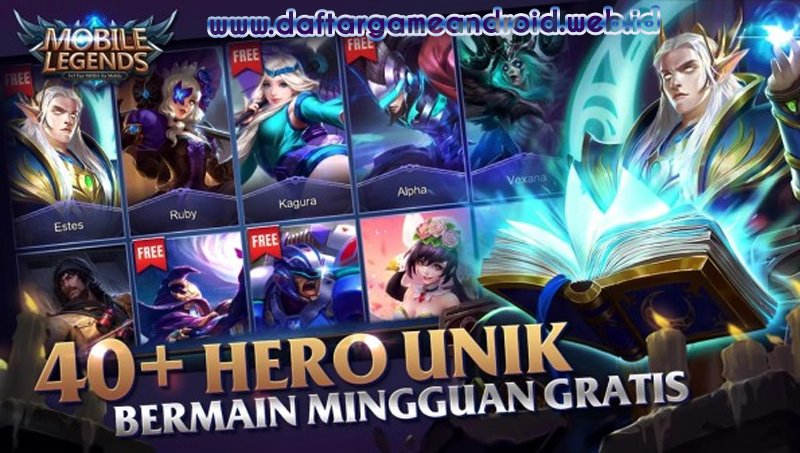Mobile Legends Bang Bang, Game PVP 5vs5 2