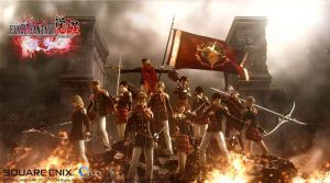 Review Final Fantasy Awakening 2017