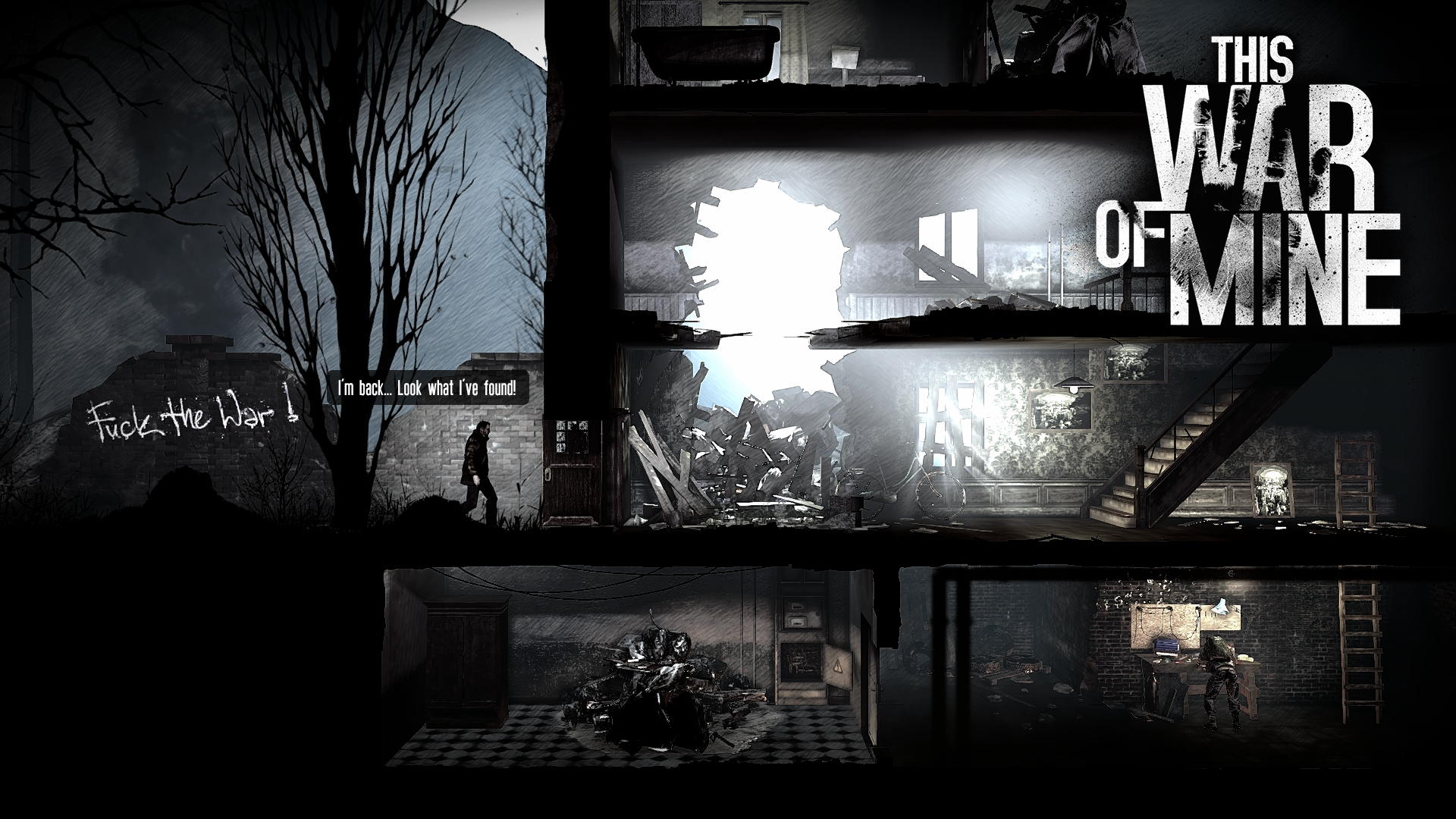Review The War Of Mine