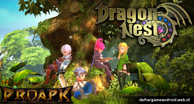 Game Dragon Nest Android