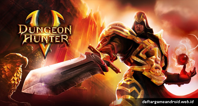 Game Dungeon Hunter 5 Android