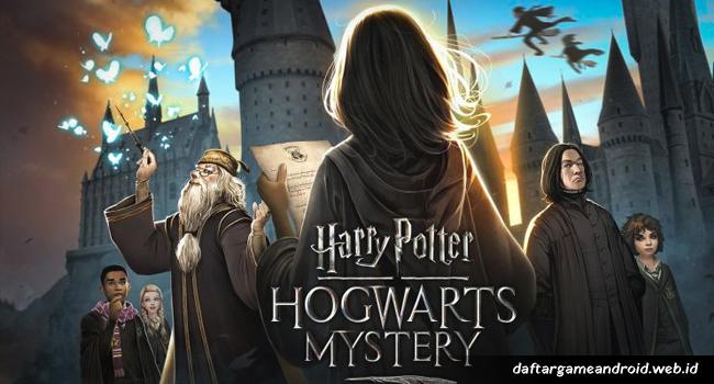 Game Harry Potter - Hogwarts Mystery
