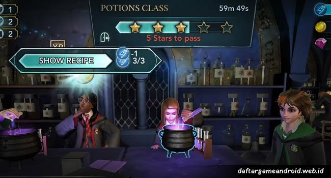 Game Harry Potter - Hogwarts Mystery2