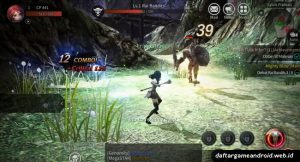 Game MMORPG Talion Android2