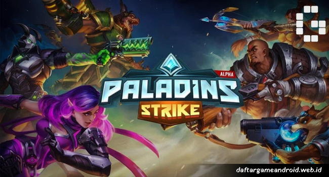 Game Paladin Strike Android