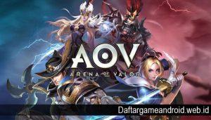 Arena of Valor Siap Hadirkan Story Mode Dan Fitur Baru Lainnya