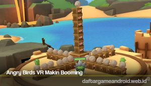 Angry Birds VR Makin Booming