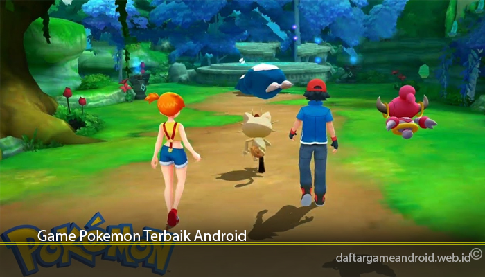 Game Pokemon Terbaik Android
