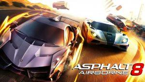 Review Asphalt 8