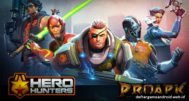 Game Android Hero Hunter