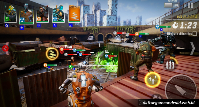 Game Android Hero Hunter2