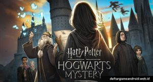 Game Harry Potter - Hogwarts Mystery