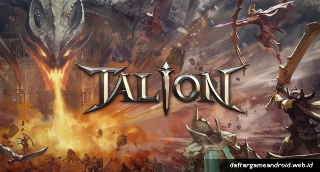 Game MMORPG Talion Android