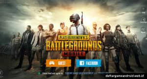 Game PUBG MOBILE Android