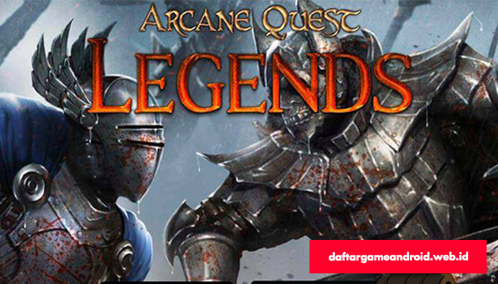 Arcane Quest Legends - Offline RPG