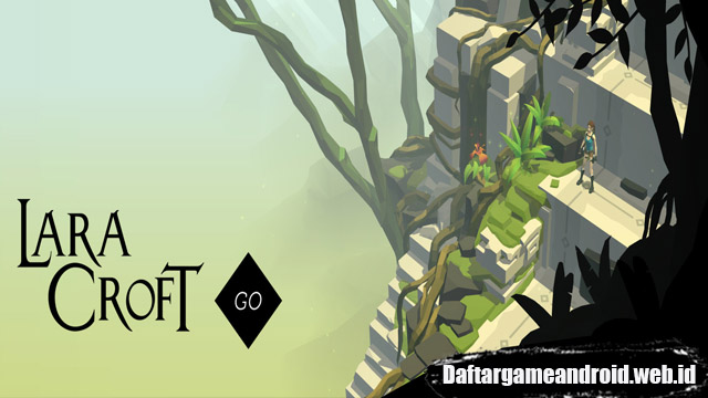 Game Lara Croft GO