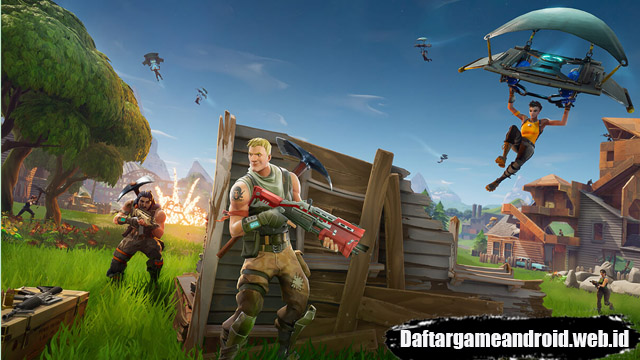 Tips Terbaik Bermain Fortnite Mobile