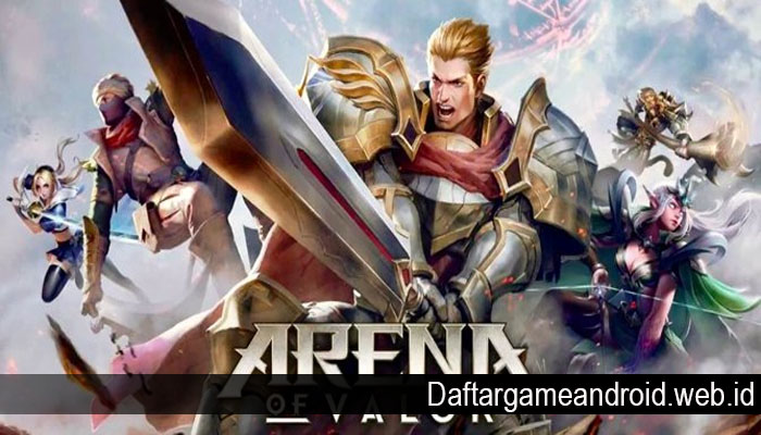 Fakta Unik Game Arena of Valor