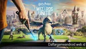 Fakta Game Harry Potter Wizards Unite