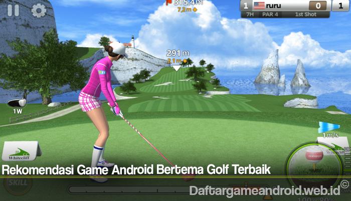 Rekomendasi Game Android Bertema Golf Terbaik
