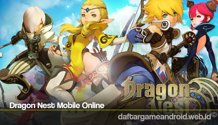 Dragon Nest Mobile Online