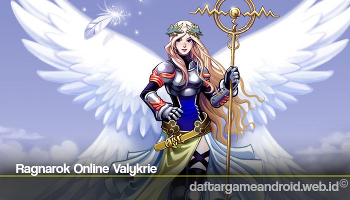 Ragnarok Online Valykrie